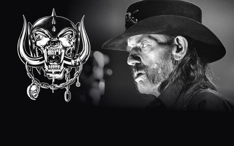 Check out our exclusive Motörhead merch!
