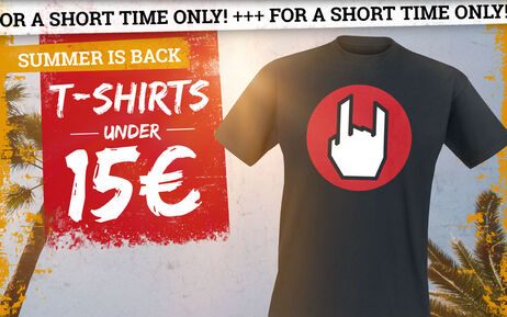 Get your favourite T-shirt!
