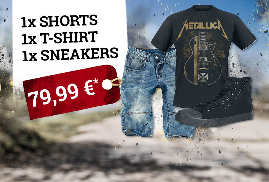 An entire outfit for € 79,99