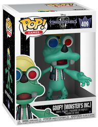 3 Goofy (Monsters Inc.) Vinyl Figure 409