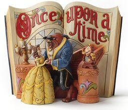 Love Endures (Storybook Beauty & The Beast Figurine)
