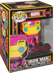 Black Light - Iron Man Vinyl Figure 649