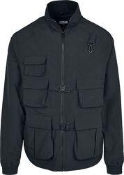Multi Pocket Nylon Jacket