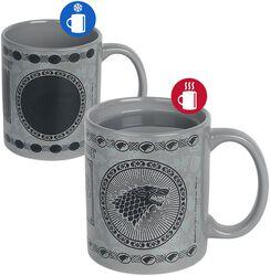 House Stark - Heat-Change Mug