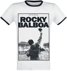 Rocky Balboa It Ain't Over 'Til It's Over.