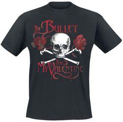 Roses & Skull