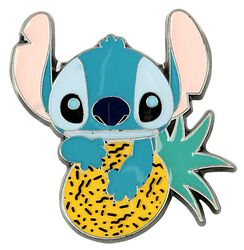 Stitch with Pineapple