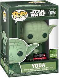 ECCC 2021 - Yoda Vinyl Figure 124