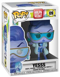 2  Ralph Breaks The Internet - Yesss (Chase Edition Possible) Vinyl Figure 09
