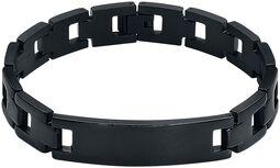 Black Steel Bracelet