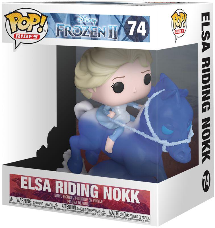 Elsa Riding Nokk (Pop Rides) Vinyl Figure 74
