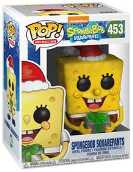 SpongeBob SquarePants Spongebob Squarepants Holiday Vinyl Figure 453