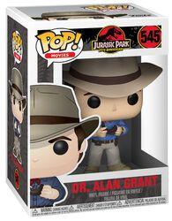 Dr. Alan Grant Vinyl Figure 545