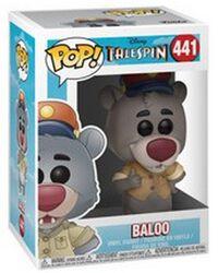 Baloo Vinyl Figure 441