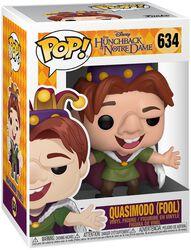 Quasimodo (Fool) Vinyl Figure 634