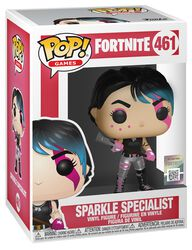 Sparkle Specialist Vinyl Figure 461