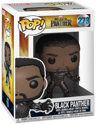 Black Panther (Chase Edition Possible) Vinyl Figure 273
