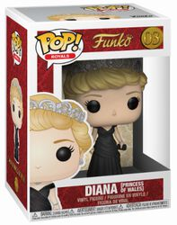 Diana (Princess of Wales) (Chase Edition Possible) Vinyl Figure 03