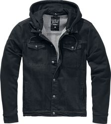 Cradock Denim Hooded Vest