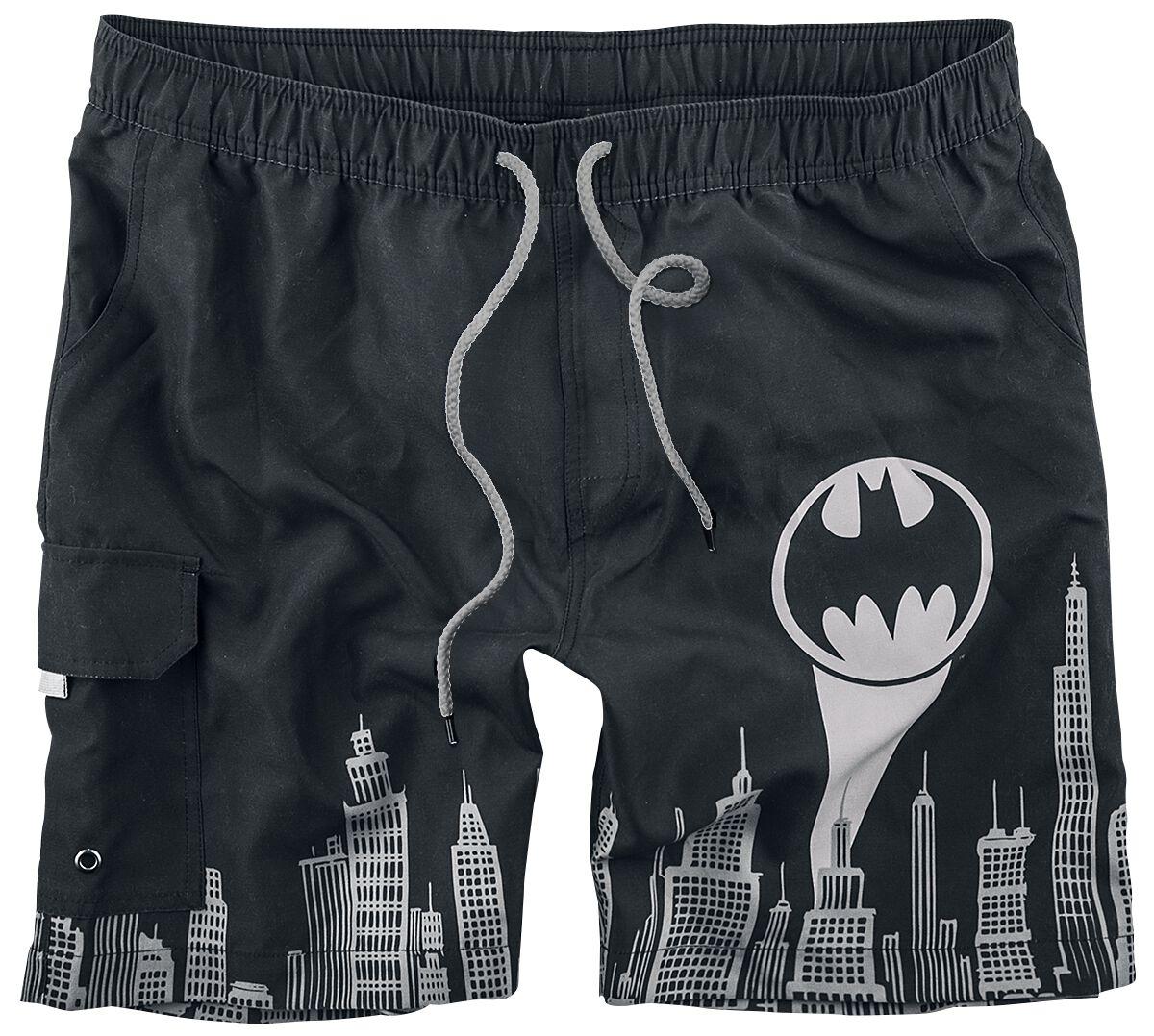 18806c0bf1 Gotham | Batman Swim Shorts | EMP