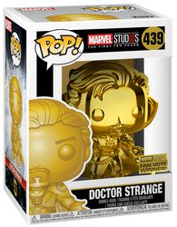 Marvel Studios 10 - Doctor Strange (Chrome) Vinyl Figure 439