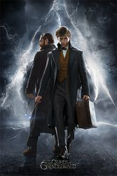 The Crimes of Grindelwald - Newt & Dumbledore