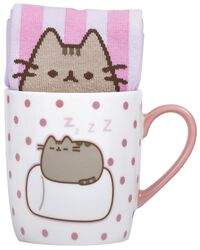 Marshmallow - Mug With Socks
