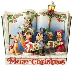 Christmas Caroling Storybook