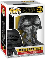 Episode 9 - The Rise of Skywalker - Knight of Ren (Heavy Blade) (Chrome) Vinyl Figure 335