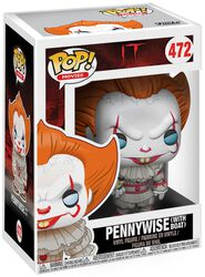 Pennywise (with Boat) Vinyl Figure 472