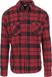 Checked Flannel Shirt 2
