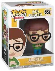 Andrew Vinyl Figure 682