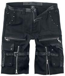 Gothic Short Man