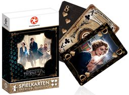 Fantastic Beasts - Playing Cards