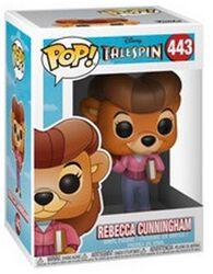 Rebecca Cunningham Vinyl Figure 443