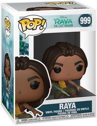 Raya Vinyl Figure 999