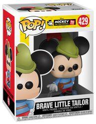 Mickey's 90th Anniversary - Brave Little Tailor Mickey Vinyl Figure 429