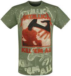 Kill 'Em All - Allover