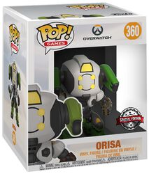 Orisa OR-15 Skin (Oversized) Vinyl Figure 360