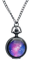 Galaxy Pocket Watch
