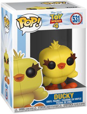 4 - Ducky Vinyl Figure 531