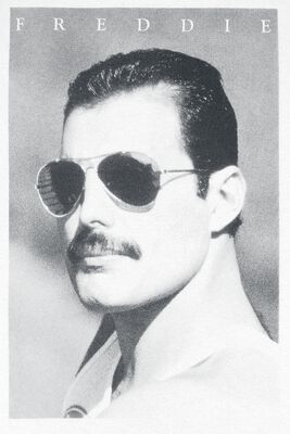 Freddie Mercury - Sunglasses