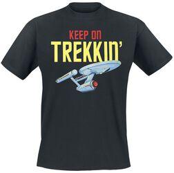 Keep On Trekkin'