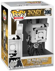 Bendy And The Ink Machine The Projectionist Vinyl Figure 390