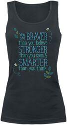 Braver Stronger