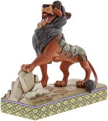 Preening Predator (Scar Figurine)