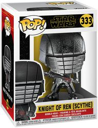 Episode 9 - The Rise of Skywalker - Knight of Ren (Scythe)  (Chrome) Vinyl Figure 333