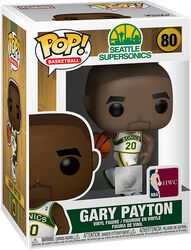 Seattle SuperSonics - Gary Payton Vinyl Figure 80