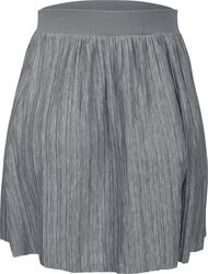 Ladies Jersey Pleated Mini Skirt