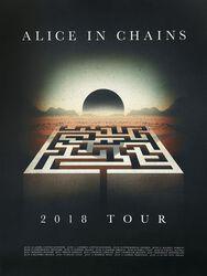 Maze Scape - Tour 2018